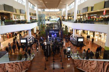 Le parc d'attraction virtuel de Samsung est de retour aux 4 Temps