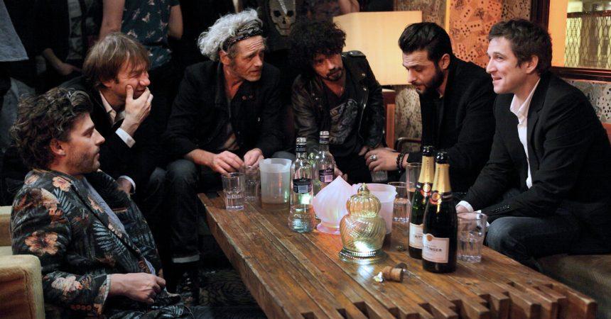 UGC des 4 Temps : Guillaume Canet et Rodolphe Lauga à l'avant-première de «Rock' N Roll» ce mercredi