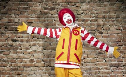 La mascotte de McDonald's, Ronald va venir parler environnement aux 4 Temps
