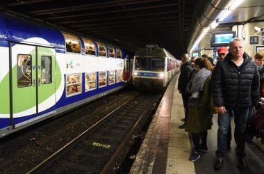 Ce weekend la ligne U du Transilien sera de nouveau totalement fermée et la L partiellement