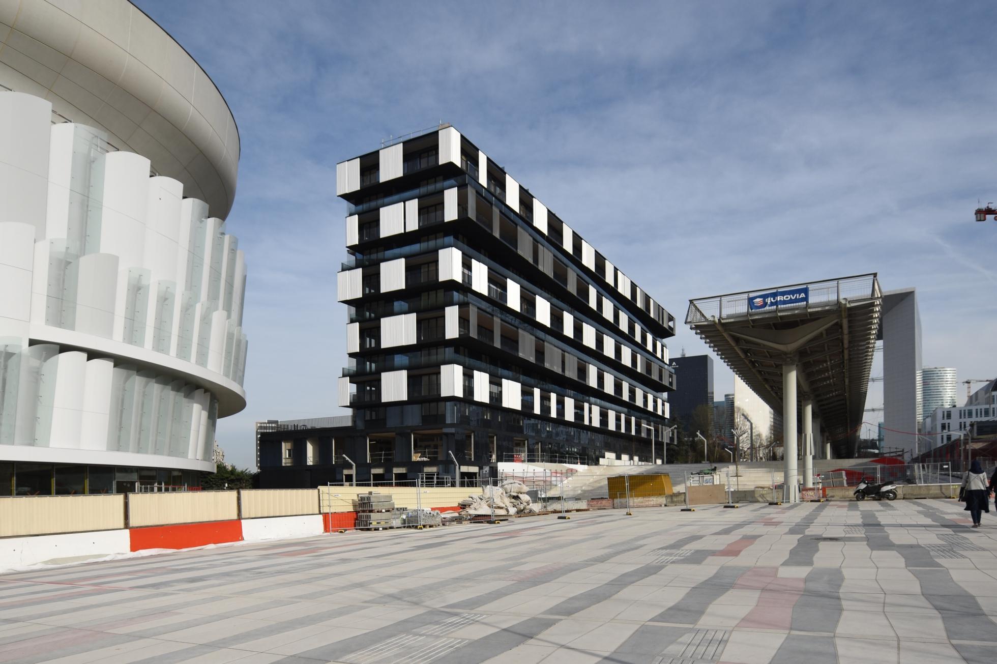 Paris dauphine inaugure sa premi re r sidence tudiante defense - Residence les jardins de l universite ...