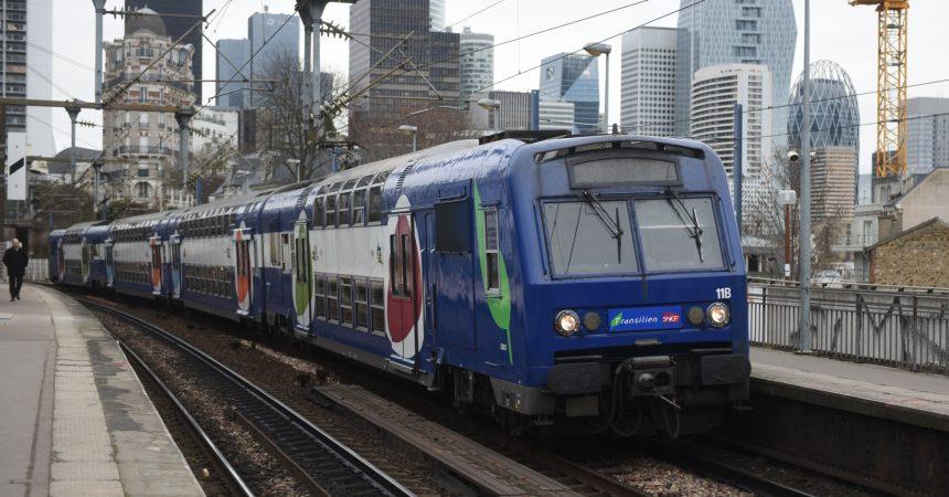 Second week-end sans trains sur la ligne U et la branche Versailles de la L du Transilien
