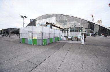 La Ratp continue son programme de remplacement des escalators de la gare de La Défense