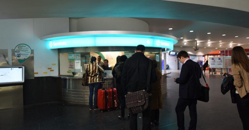 Les gares du RER A mieux adaptées pour l'accueil des personnes en situation d'handicap mental