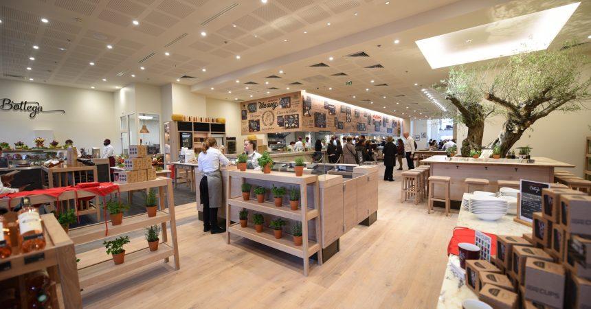 Vapiano ouvre un second restaurant dans le centre commercial des 4 Temps