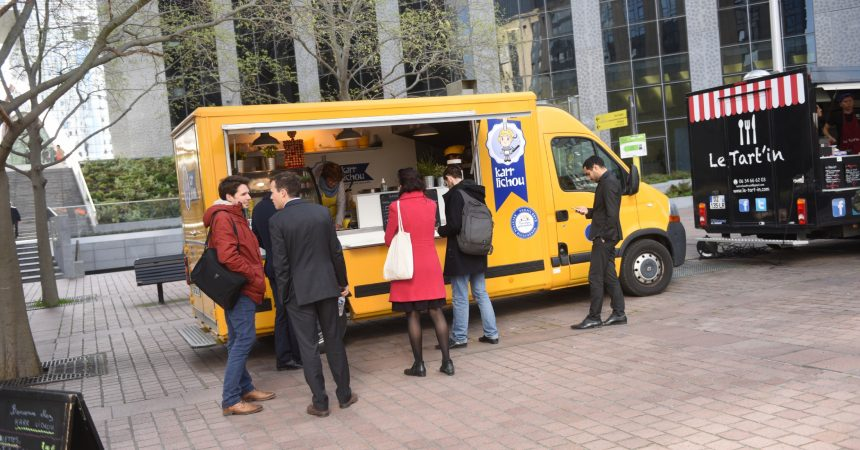 La Défense est à la recherche de ses food trucks pour 2018