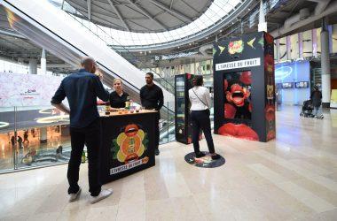 Aux 4 Temps Pago invite les clients du centre à vivre «l'ivresse du fruit»