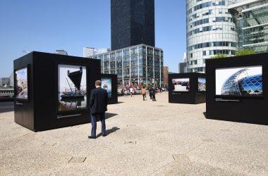 La Seine Musicale s'expose sur la place de La Défense