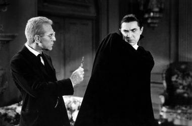 """Dracula à l'UGC des 4 Temps pour la séance """"culte"""""""