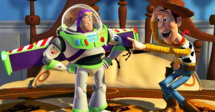 """Toy Story à l'UGC des 4 Temps ce dimanche pour la """"Petite séance"""""""
