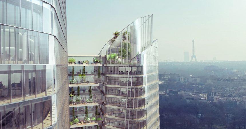 Groupama dégaine «The Link», un projet de tours géantes