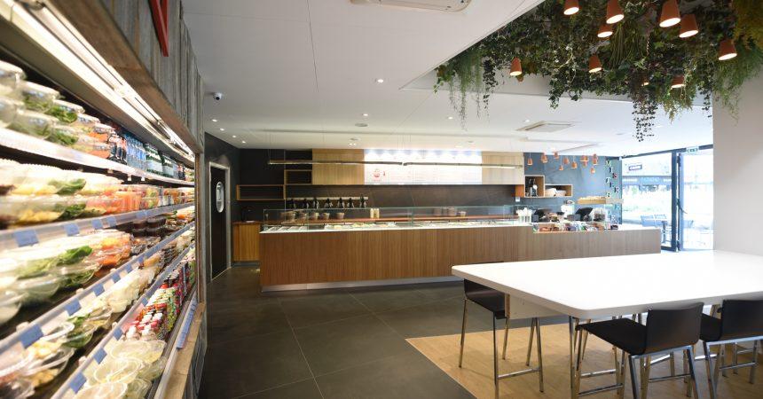Mister Garden, le nouveau bar à salades du quartier des Saisons
