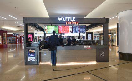 Les 4 Temps : Waffle Factory déménage de la Clairière et se rapproche du Dôme