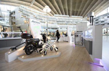 Archos ouvre au Cnit un pop-up store pour deux mois