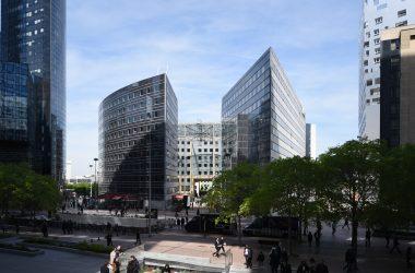 """JP Morgan Asset Management acquiert l'immeuble """"Les Villages de l'Arche 1 & 2"""""""
