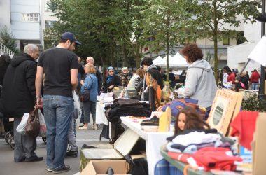 Ce dimanche les chineurs ont rendez-vous à la brocante du Faubourg de l'Arche