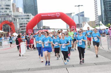 Otis récolte plus de 140 000 euros en faveur de Special Olympics
