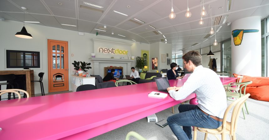 Nextdoor va bientôt doubler sa surface dans Cœur Défense