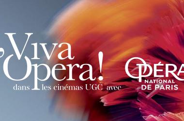 Viva l'Opéra rempile pour une huitième saison à l'UGC des 4 Temps