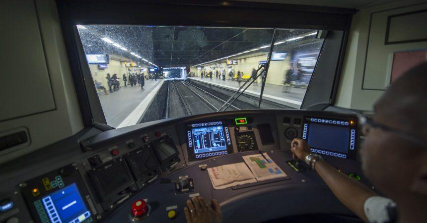 Le RER A passe progressivement en pilotage automatique sur le tronçon central