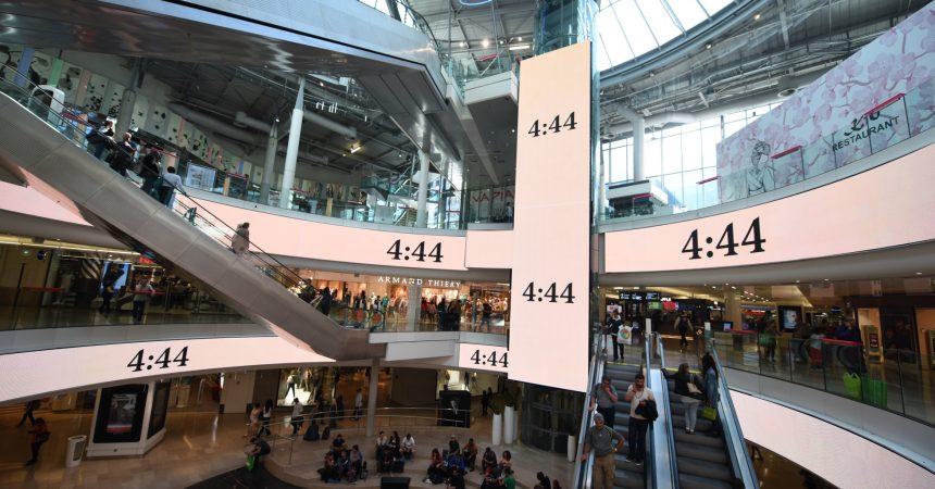 «4:44» la mystérieuse pub pour Tidal sur le Digital Dream des 4 Temps