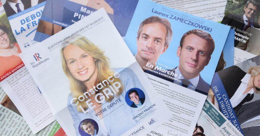 Législatives 2017 : Laurent Zameczkowski, le candidat En Marche est arrivé largement en tête dans la sixième circonscription