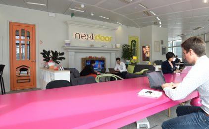 Nextdoor, le spécialiste du coworking se renomme Wojo