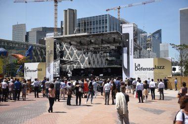 Une belle affiche pour la quarantième édition de La Défense Jazz Festival