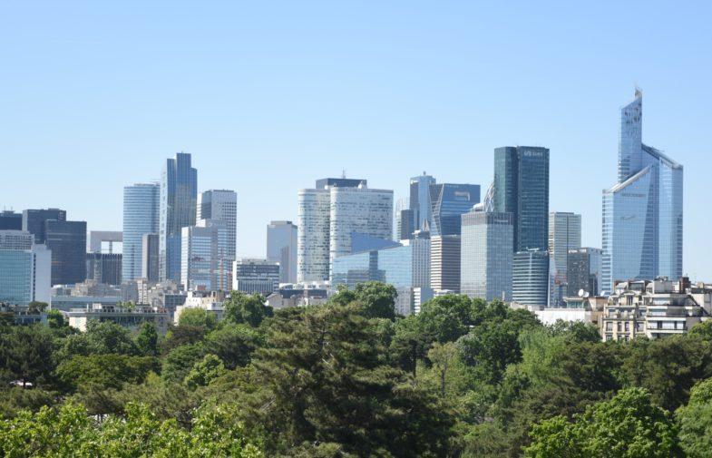 Le marché immobilier de La Défense garde sa forme en 2017