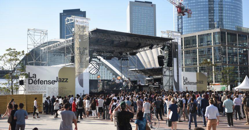 La Défense Jazz Festival : Monolithes et Martin Wangermee remportent le Prix de groupe et le Prix d'instrumentiste
