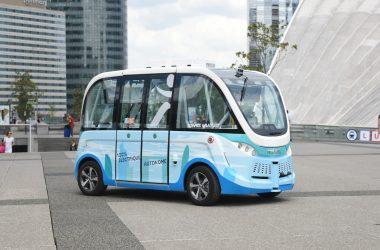 Les navettes autonomes débuteront leurs services jeudi
