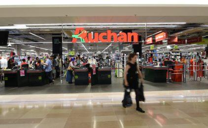 Pour les fêtes, l'hyper Auchan est ouvert tous les dimanches (et pendant toute la journée)