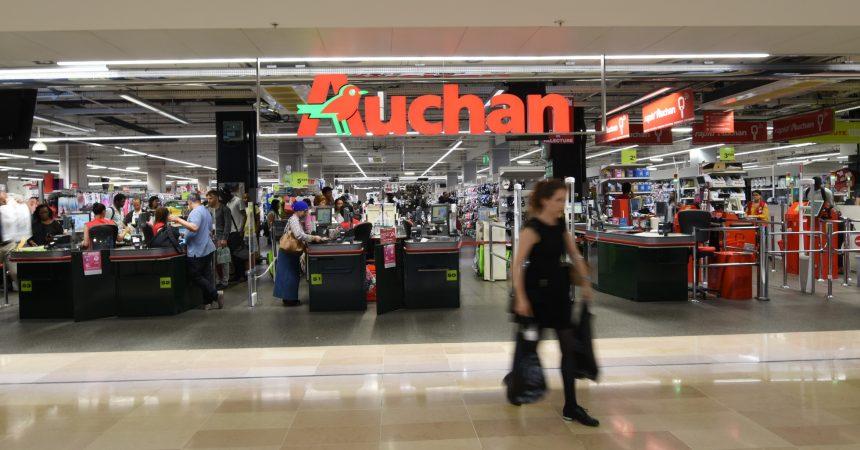 Cet été l'hyper Auchan des 4 Temps pousse ses journées jusqu'à 22 heures