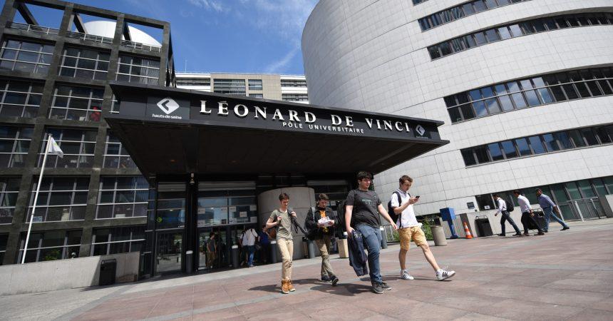 Le 20 janvier prochain ce sera portes ouvertes au pôle universitaire Léonard de Vinci
