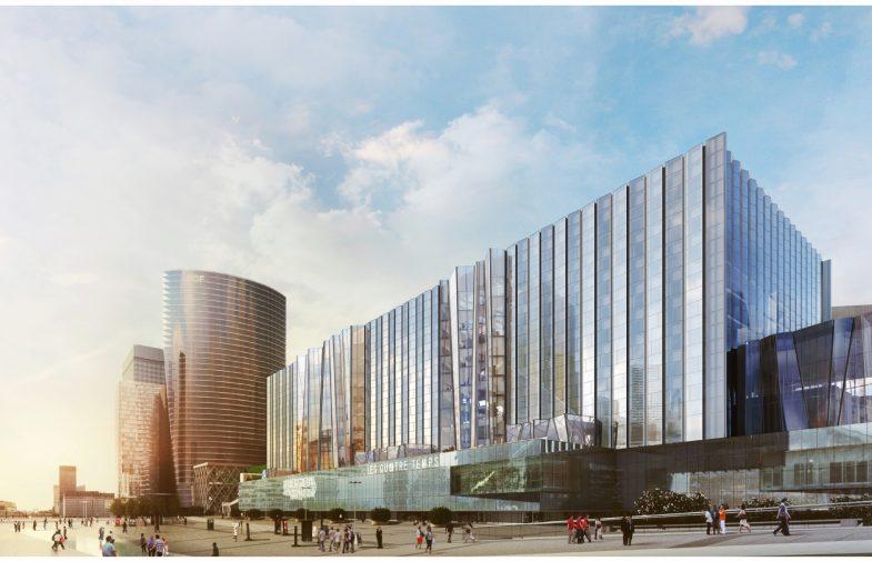 Groupama va céder son immeuble Window à un fonds canadien
