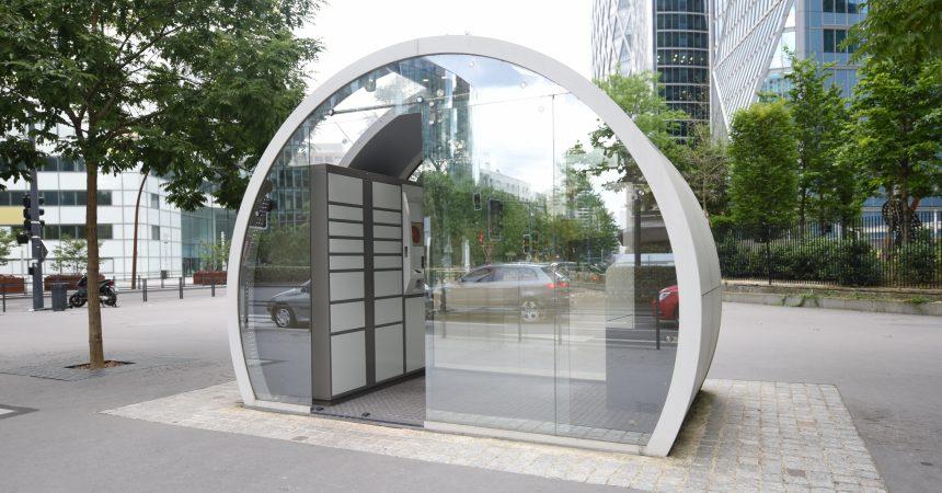 Bluedistrib' maintenant disponible à la station Autolib' de La Défense