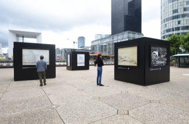 L'histoire de La Défense s'expose sur la dalle
