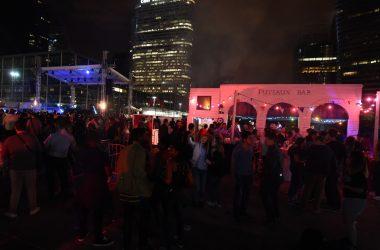 Les pompiers attirent les foules pour le bal du 14 juillet