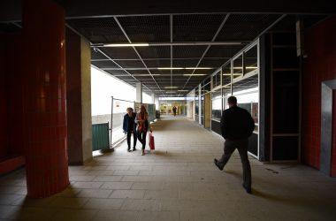 En août l'accès aux 4 Temps par les terrasses Boieldieu est modifié