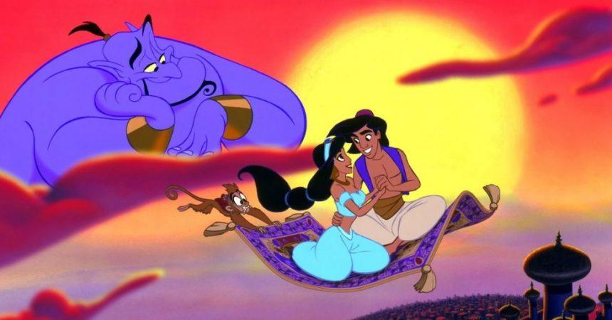 Aladdin ce dimanche à l'UGC des 4 Temps pour la «Petite séance»