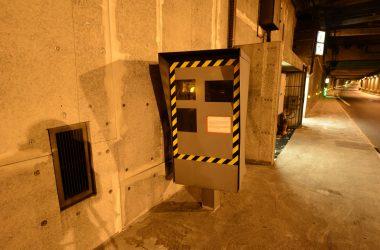 Le radar du tunnel de La Défense flash toujours autant