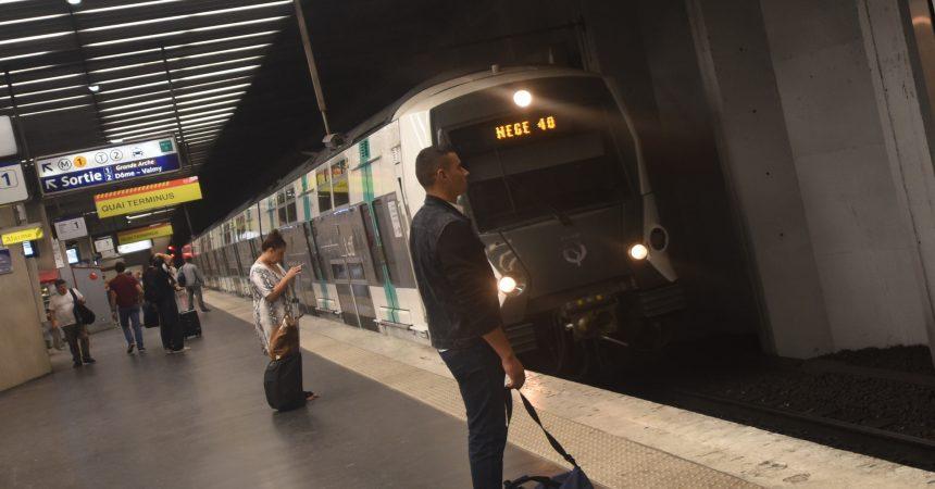 Le RER A a repris du service après un mois de travaux entre La Défense et Nation