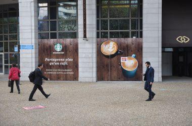 Starbucks va faire son retour dans le quartier Michelet avec l'ouverture d'un salon début novembre