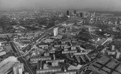 Une exposition pour retracer l'histoire de la «Zone B» de Nanterre