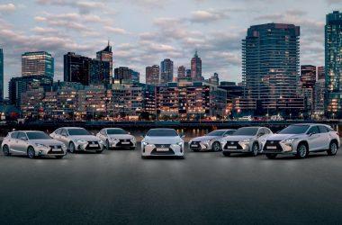 Le Lexus Hybrid Tour va faire escale à La Défense