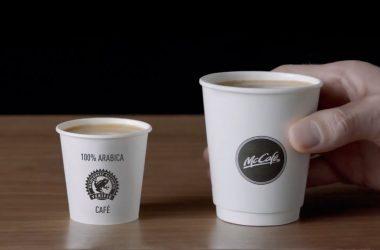 Cette semaine McDo vous paie le café