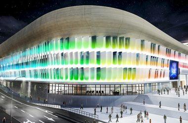 Avec Paris 2024 la U Arena accueillera les épreuves de gymnastique et d'haltérophilie