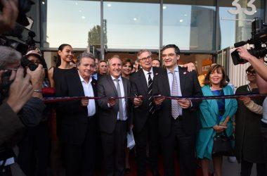 Enceinte ultra-moderne, la U Arena a enfin été inaugurée