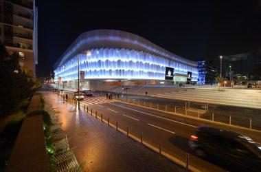 La U Arena s'entoure de cinq partenaires