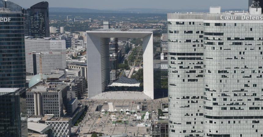 Paris&Co installera trente start-up dans la Grande Arche